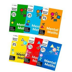 Collins Mental Maths (Collins Practice) Age 5-6 to Age 10-11   Books & Games for sale in Lagos State, Surulere