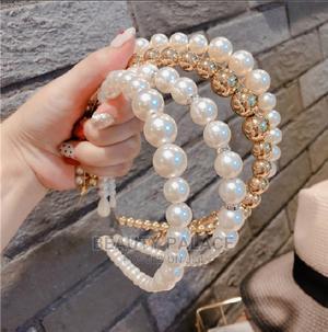 Fashion Pearl Headband | Jewelry for sale in Lagos State, Lagos Island (Eko)