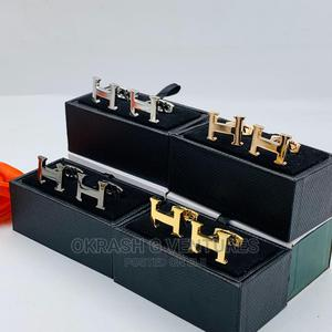 Hermes Cufflinks for Unisex   Clothing Accessories for sale in Lagos State, Lagos Island (Eko)