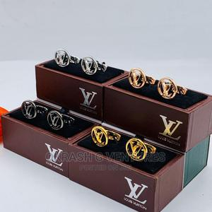 Louis Vuitton (LV) Cufflinks for Unisex   Clothing Accessories for sale in Lagos State, Lagos Island (Eko)