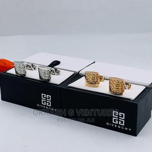 Givenchy Cufflinks For Unisex   Clothing Accessories for sale in Lagos State, Lagos Island (Eko)