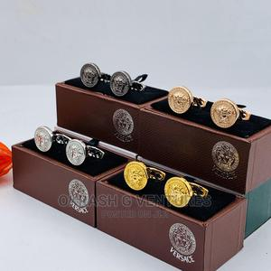 Versace Cufflinks for Unisex   Clothing Accessories for sale in Lagos State, Lagos Island (Eko)