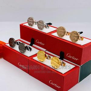 Cartier Cufflinks for Unisex | Clothing Accessories for sale in Lagos State, Lagos Island (Eko)