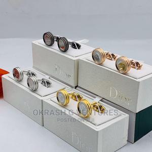 Dior Cufflinks for Unisex   Clothing Accessories for sale in Lagos State, Lagos Island (Eko)