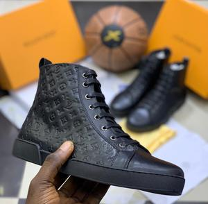 Louis Vuitton Men's Ankle Boots Shoes   Shoes for sale in Lagos State, Lekki