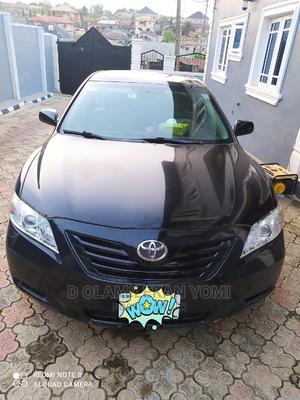 Toyota Camry 2007 Black   Cars for sale in Lagos State, Ikorodu