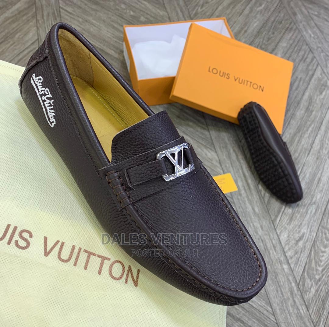 Louis Vuitton Loafers Shoes for Men
