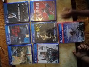 Ps4 Game Cds   Video Games for sale in Rivers State, Obio-Akpor