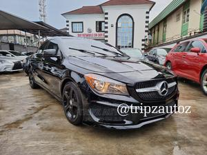 Mercedes-Benz CLA-Class 2014 Black | Cars for sale in Lagos State, Ikeja