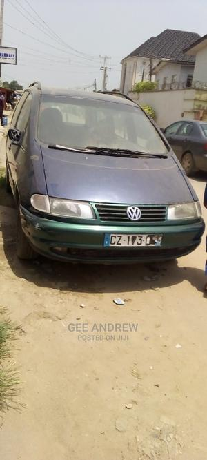 Volkswagen Sharan 2000 Blue   Cars for sale in Lagos State, Oshodi