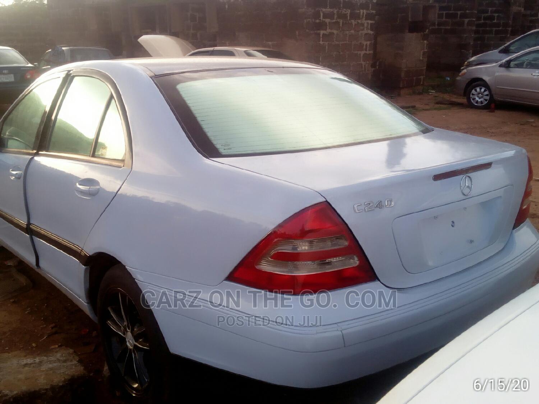 Mercedes-Benz C240 2005 Blue   Cars for sale in Ilorin South, Kwara State, Nigeria