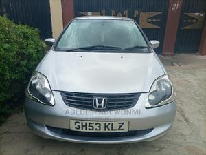 Honda Civic 2003 Silver | Cars for sale in Lagos State, Alimosho