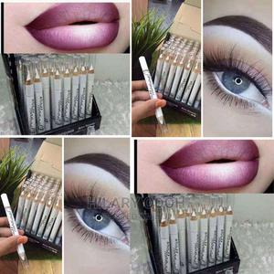 White Eye/Lip Pencil   Makeup for sale in Lagos State, Ojo