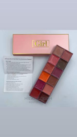 Who S Dat GIRL LIP PALLET   Makeup for sale in Lagos State, Ojo