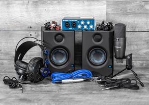 Presonus Audio Bundle Complete Set   Audio & Music Equipment for sale in Lagos State, Ikeja