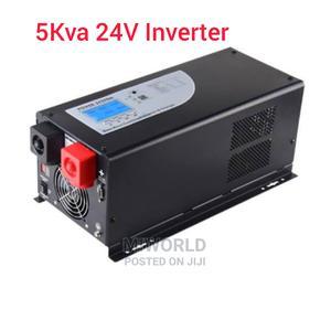 5kva 24V Pure Sine Wave Inverter | Electrical Equipment for sale in Lagos State, Lekki