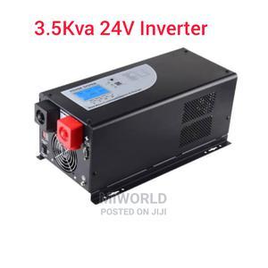 3.5kva 24V Pure Sine Wave Inverter | Electrical Equipment for sale in Lagos State, Lekki
