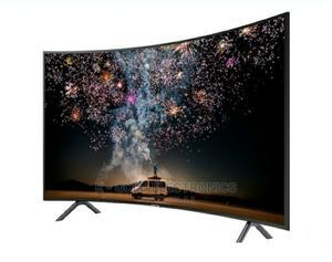 "Samsung 65"" RU7300 Curved Smart 4K UHD TV   TV & DVD Equipment for sale in Lagos State, Lekki"