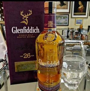 Glenfiddich 26years | Meals & Drinks for sale in Lagos State, Surulere