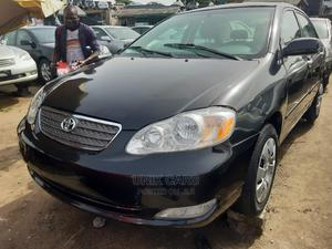 Toyota Corolla 2007 LE Black | Cars for sale in Lagos State, Apapa
