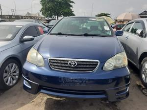 Toyota Corolla 2006 S Blue | Cars for sale in Lagos State, Apapa