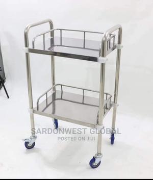 Hospital Instrument Trolley | Medical Supplies & Equipment for sale in Lagos State, Lagos Island (Eko)