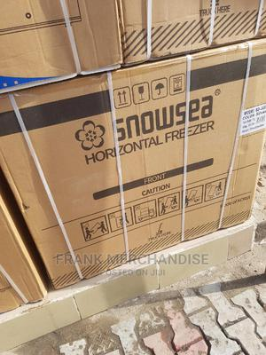 Snowsea Chest Freezer 300L | Kitchen Appliances for sale in Lagos State, Ojo