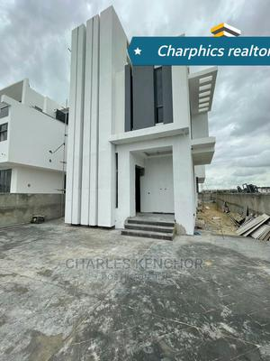 Brand New 5bedrooms Fully Detached Duplex With Pool at Osapa | Houses & Apartments For Sale for sale in Lagos State, Lekki