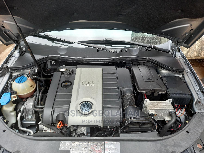 Volkswagen Passat 2006 Gray | Cars for sale in Ifako-Ijaiye, Lagos State, Nigeria