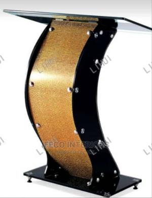 Quality Glass Pulpit Stand | Furniture for sale in Abuja (FCT) State, Central Business District