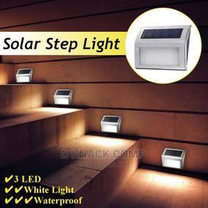 3 LED Solar Step Light   Solar Energy for sale in Lagos State, Yaba