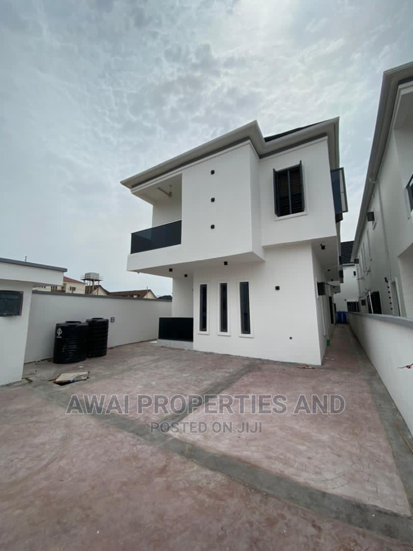 Archive: 5 Bedroom Fully Detached Duplex With Bq IKATE Lekki