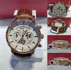 Patek Philip Leather   Watches for sale in Lagos State, Amuwo-Odofin