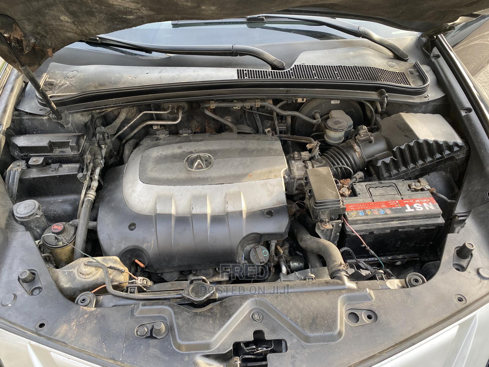 Archive: Acura ZDX 2012 Base AWD Black