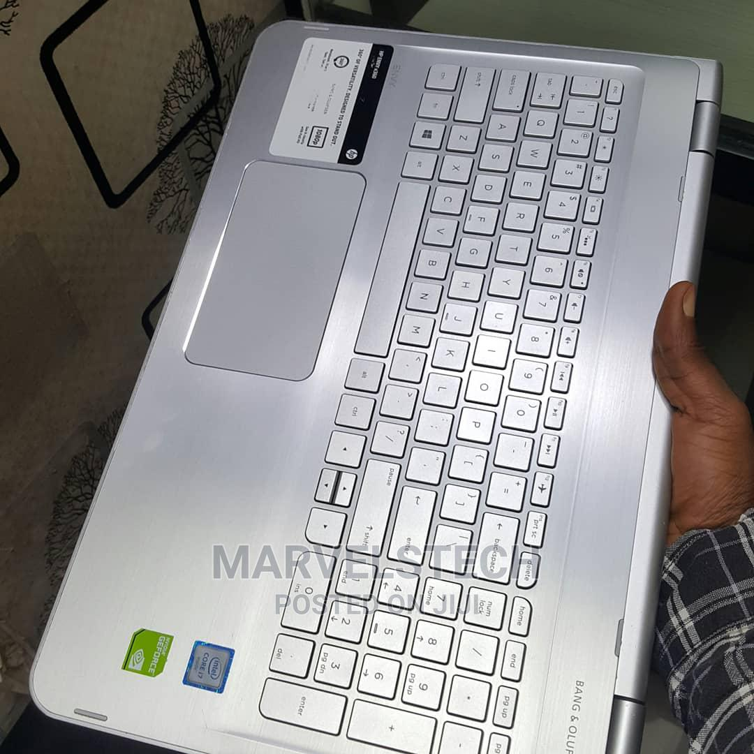 Laptop HP Envy 15 8GB Intel Core I7 HDD 1T | Laptops & Computers for sale in Ikeja, Lagos State, Nigeria
