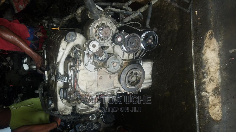 Comletey Engine V6 Touareg V6