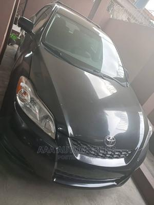 Toyota Matrix 2013 Black   Cars for sale in Lagos State, Surulere