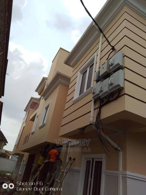 Furnished 3bdrm Block of Flats in Alagba, Ipaja for rent | Houses & Apartments For Rent for sale in Lagos State, Ipaja