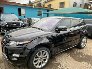 Land Rover Range Rover Evoque 2013 Pure Plus AWD Black | Cars for sale in Lagos State, Ikeja
