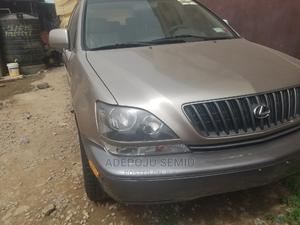 Lexus RX 2002 Gold | Cars for sale in Oyo State, Ibadan