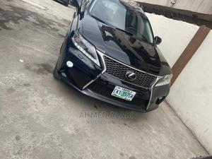 Lexus RX 2014 Black | Cars for sale in Lagos State, Surulere