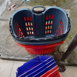 Trolly Basket   Store Equipment for sale in Lagos State, Ojo