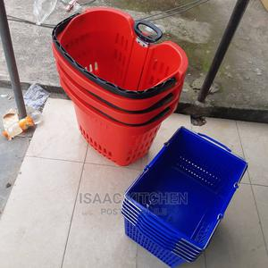 Supermarket Basket Trolly   Store Equipment for sale in Lagos State, Ojo