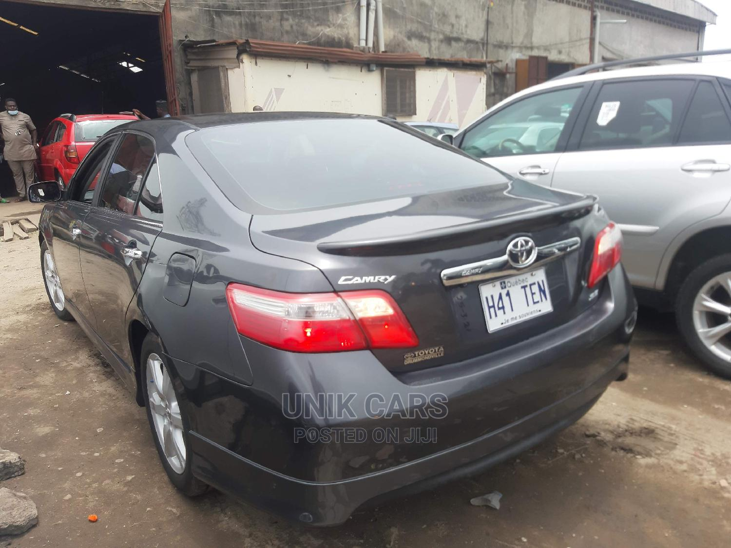 Toyota Camry 2009 Gray | Cars for sale in Apapa, Lagos State, Nigeria