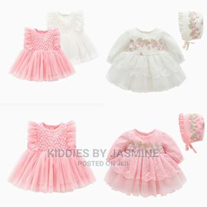 Girl Newborn Baby Christening Gown | Children's Clothing for sale in Lagos State, Alimosho