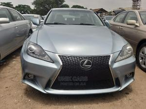 Lexus IS 2009 250 Blue   Cars for sale in Lagos State, Apapa