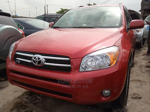 Toyota RAV4 2007 Limited V6 Red | Cars for sale in Lagos State, Apapa