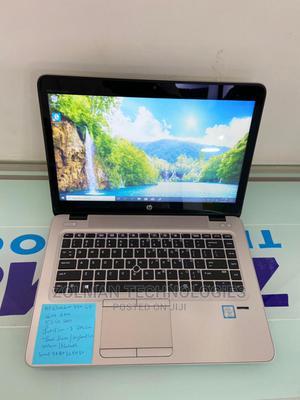 Laptop HP EliteBook 840 G4 16GB Intel Core I7 SSD 512GB | Laptops & Computers for sale in Kwara State, Ilorin West