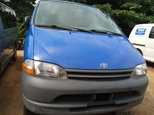 Blue Toyota Hiace Container Body | Buses & Microbuses for sale in Lagos State, Apapa