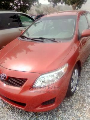 Toyota Corolla 2010 Red | Cars for sale in Abuja (FCT) State, Wuse 2